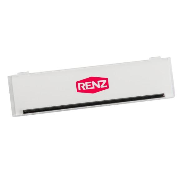 Renz Namensschild-Abdeckung 62x16 für Module