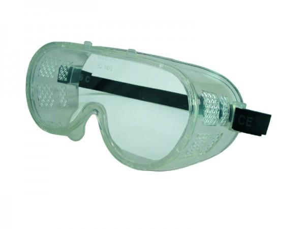 Vollsichtbrille mit großem Blickfeld für Brillenträger