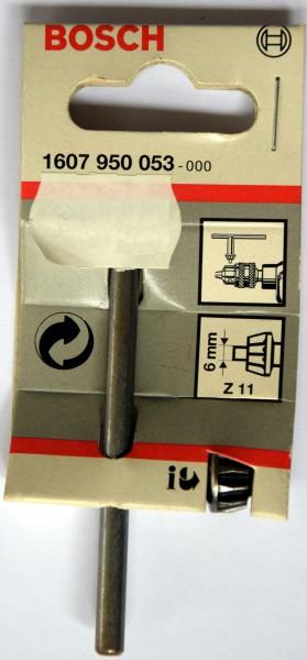 Bosch Bohrfutterschlüssel (Art.Nr. 1607950053), 6mm, Z11