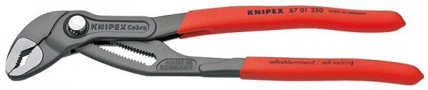 KNIPEX Wasserpumpenzange Cobra® grau atramentiert 250mm