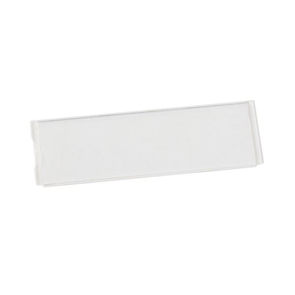 Renz Namensschild-Abdeckung 45x14mm