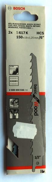 Bosch Säbelsägeblätter S 617 K