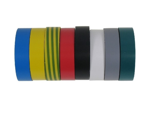 PVC-Isolierband rot 15mm x 10m