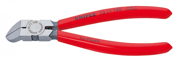 Knipex Seitenschneider für Kunststoff 160mm